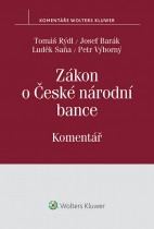 Zákon o České národní bance (č. 6/1993 Sb.) - Komentář