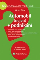 Automobil (nejen) v podnikání, 4. aktualizované a rozšířené vydání
