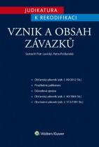 Judikatura k rekodifikaci - Vznik a obsah závazků