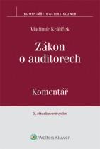 Zákon o auditorech. Komentář. 2., aktualizované vydání