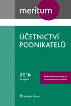 meritum Účetnictví podnikatelů 2016