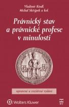 Právnický stav a právnické profese v minulosti