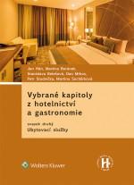 Vybrané kapitoly z hotelnictví a gastronomie - Ubytovací služby