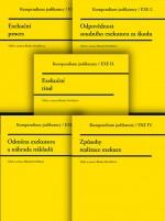 Komplet - Kompendium exekuční judikatury