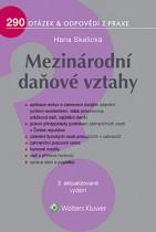 Mezinárodní daňové vztahy, 3. vydání