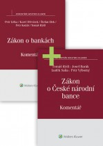 Komplet - Bankovní zákony