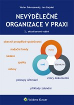 Nevýdělečné organizace v praxi, 2., aktualizované vydání