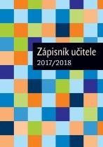 Zápisník učitele 2017/2018 – formát A5