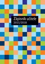 Zápisník učitele 2017/2018 – formát A4