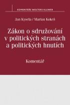 Zákon o sdružování v politických stranách a politických hnutích (č. 424/1991 Sb.). Komentář