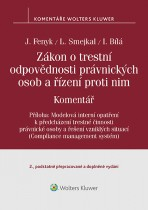 Zákon o trestní odpovědnosti právnických osob a řízení proti nim. Komentář - 2. vydání