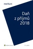MERITUM Daň z příjmů 2018
