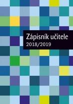 Zápisník učitele 2018/2019 – formát A5
