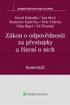 Zákon o odpovědnosti za přestupky a řízení o nich (250/2016 Sb.) - komentář