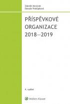 Příspěvkové organizace 2018–2019