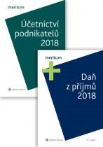 Komplet - Meritum Účetnictví + Daň z příjmů