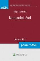 Kontrolní řád (255/2012 Sb.) - Komentář