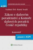 Zákon o daňovém poradenství a Komoře daňových poradců České republiky (523/1992 Sb.) - Komentář