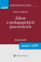 Zákon o pedagogických pracovnících (563/2004 Sb.) - Komentář