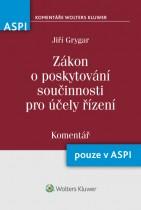 Zákon o poskytování součinnosti pro účely řízení (186/2011 Sb.) - Komentář