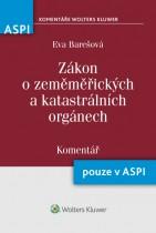 Zákon o zeměměřických a katastrálních orgánech (359/1992 Sb.) - Komentář