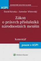 Zákon o právech příslušníků národnostních menšin (273/2001 Sb.) - Komentář