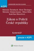 Zákon o Policii České republiky (273/2008 Sb.) - Komentář