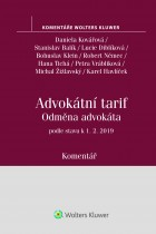 Odměna advokáta (vyhláška č. 177/1996 Sb., advokátní tarif) - komentář, 2. vydání