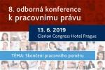 8. odborná konference k pracovnímu právu