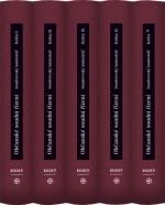 Občanské soudní řízení. Soudcovský komentář. Komplet (kniha I až V) - 3. vydání