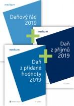 Komplet - Daně 2019