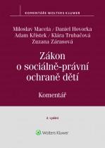 Zákon o sociálně-právní ochraně dětí (č. 359/1999 Sb.). Komentář - 2. vydání