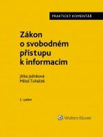 Zákon o svobodném přístupu k informacím (č. 106/1999 Sb.). Praktický komentář. 2. vydání