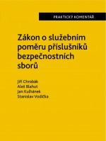 Zákon o služebním poměru příslušníků bezpečnostních sborů (361/2003 Sb.). Praktický komentář