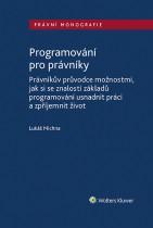 Programování pro právníky