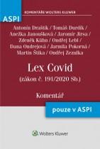 Lex Covid (č. 191/2020 Sb.) - komentář