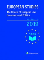European Studies – The Review of European Law, Economics and Politics