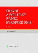 Právní a politický rámec Evropské unie - 5. vydání