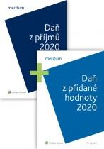 Komplet - Daně 2020