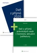 Komplet - Daň z příjmů PO 2020