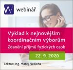 Výklad k nejnovějším koordinačním výborům (webinář)