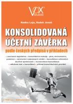 Konsolidovaná účetní závěrka podle českých předpisů v příkladech