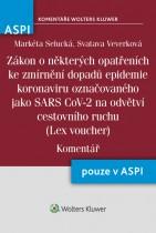 Zákon č. 185/2020 Sb., o některých opatřeních ke zmírnění dopadů epidemie koronaviru označovaného jako SARS CoV-2 na odvětví cestovního ruchu