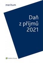 meritum Daň z příjmů 2021