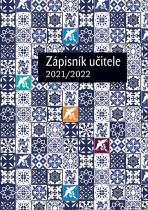 Zápisník učitele 2021/2022 - formát A4