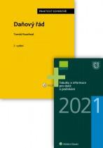 Komplet - Daně 2021 prakticky