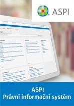 ASPI Právní informační systém