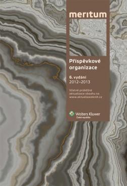 Meritum Příspěvkové organizace 2012-2013