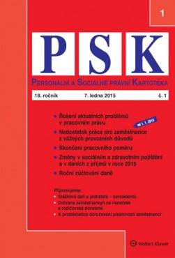 PSK - Personální a Sociálně právní Kartotéka