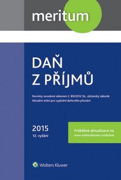 meritum Daň z příjmů 2015